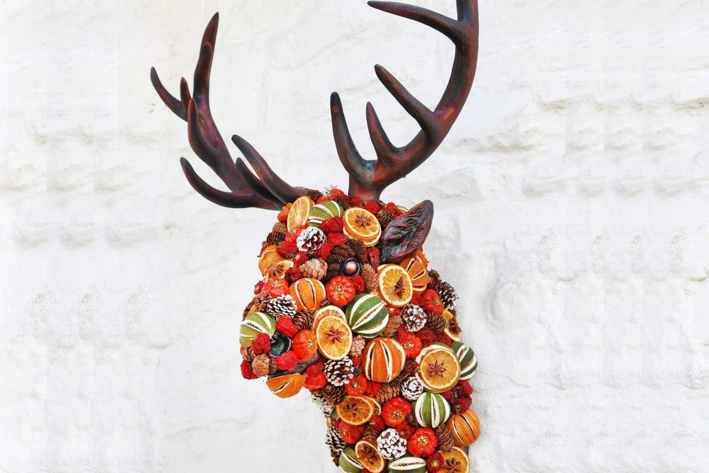 Christmas Collection - Stag Heads